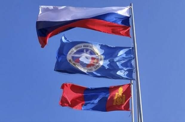 В Монголии начались совместные российско-монгольские учения «Селенга-2021»