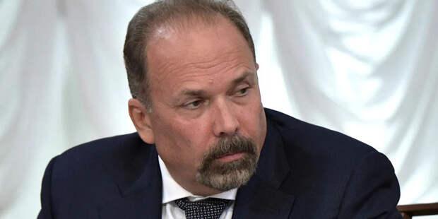 Суд продлил меру пресечения экс-губернатору