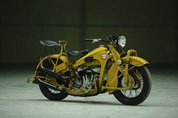 Тяжелый мотоцикл ПМЗ А-750: как Harley-Davidson оказался в ходовой BMW