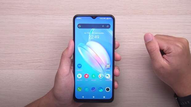 Стали известны характеристики нового смартфона Vivo Y12a