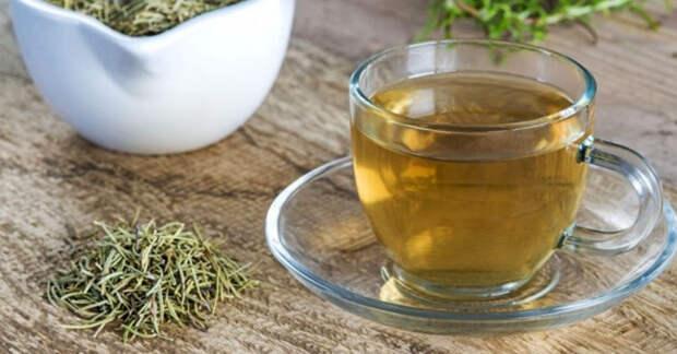 Вот как правильно приготовить розмариновый чай, чтобы активизировать обмен веществ и похудеть