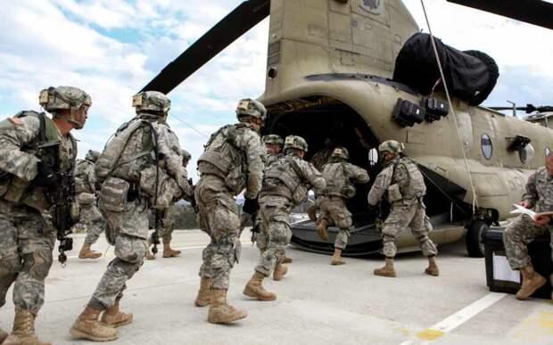 США выведут часть вооружения с Ближнего Востока