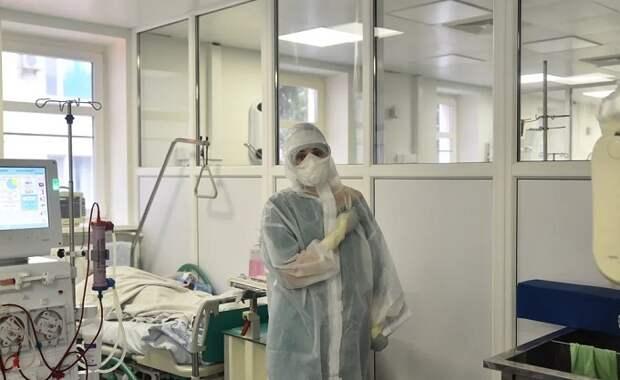 Число заболевших COVID-19 на Кубани выросло на 194