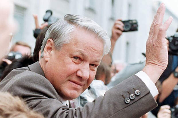 Ельцин считал Крым бесполезной для России территорией