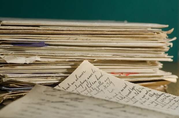 Стек Письма, Письмо, Рукописный Ввод, Семейные Письма