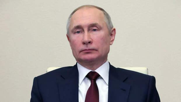 Президент РФ Владимир Путин проводит заседание Совета по науке и образованию в режиме видеоконференции - РИА Новости, 1920, 12.02.2021