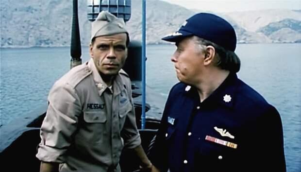 Арнис Лицитис в роли военного преступника и ядерного безумца.