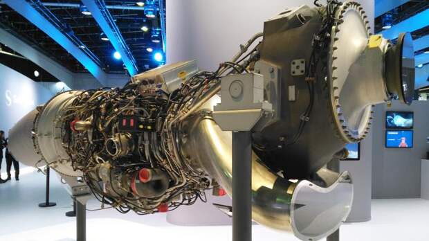 ДвигательTP400-D6