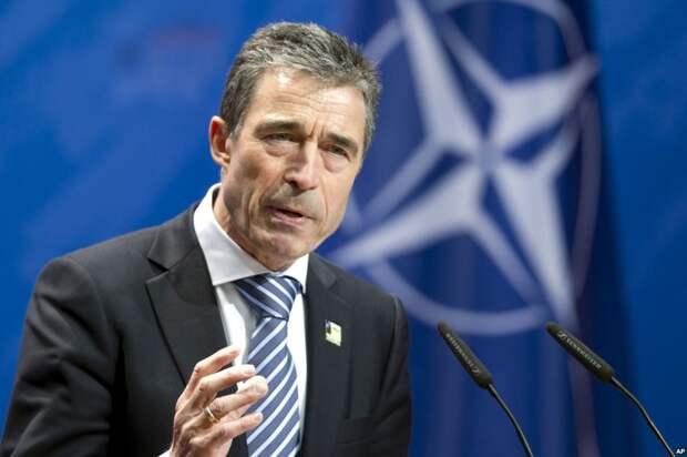 В НАТО предлагают Украине отказаться от Крыма и Донбасса