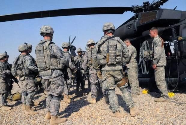 Пентагон перебросит тысячу военных из Сирии в Ирак