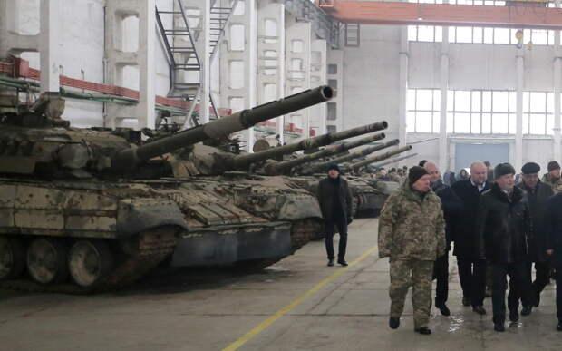 Состояние танковых производств в Харькове