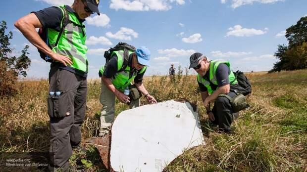 «Химический состав обломков показал, что это не «Бук»: Антипов раскрыл правду об MH17