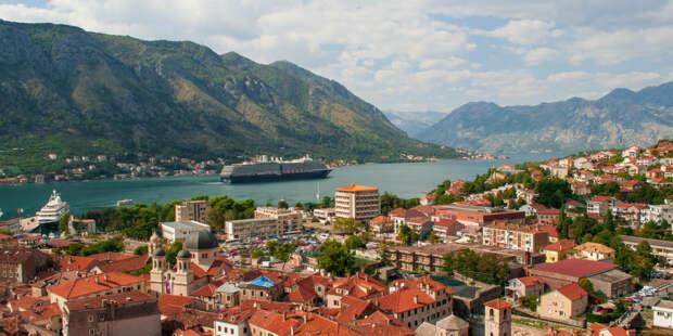 Черногория откроет границы для туристов на следующей неделе