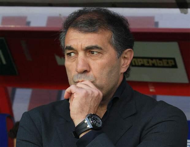 Рахимов заявил о желании подать в отставку после разгромного поражения от «Динамо»