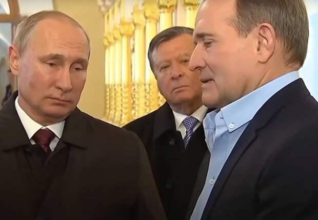 Как Медведчук проучил украинское правосудие