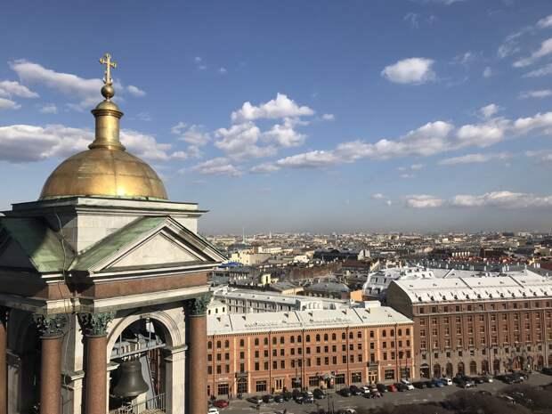 Петербургу пообещали долгожданный дождь