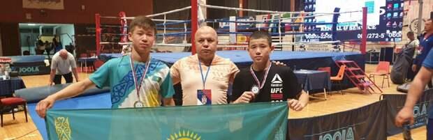 «Золото» привезли актауские боксеры из Сербии