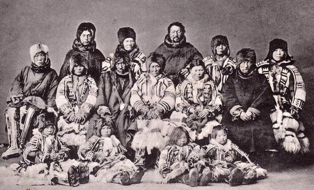 Нетолько индейцы: какие народы России скальпировали своих врагов