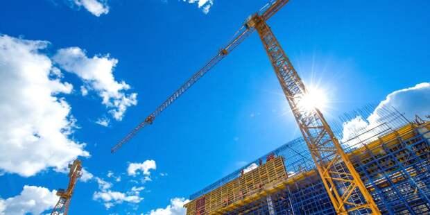 В новом апарт-комплексе на Дмитровке будут работать магазины и кафе – Антосенко
