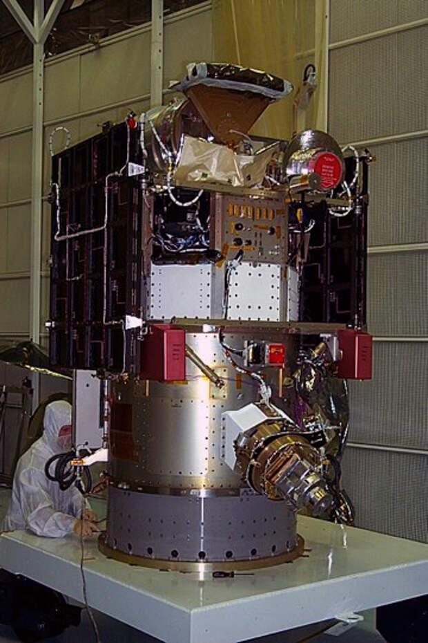 Спутник Deep Space Climate Observatory