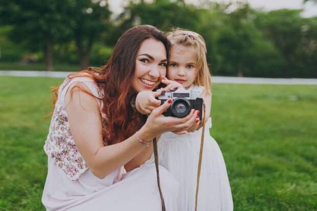 Детские фото, которым не место в соцсетях