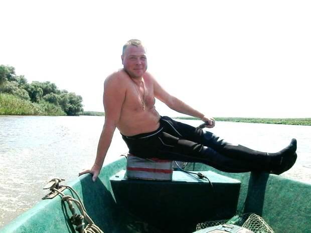 Лето в раскатах (Астраханская область, Гандуринский банк)