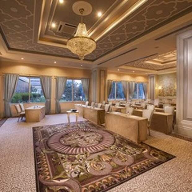 Rixos Water World Aktau: первый и единственный пятизвездочный отель в Центральной Азии