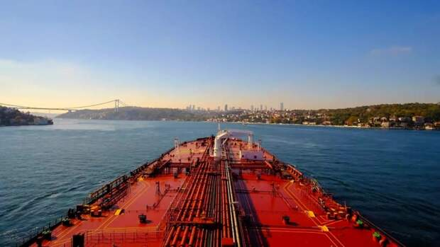 Резко возрос экспорт российской нефти вСША, Великобританию иТурцию