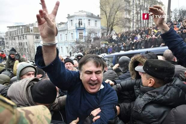 Грузия утрётся по приказу США и вернёт посла на Украину