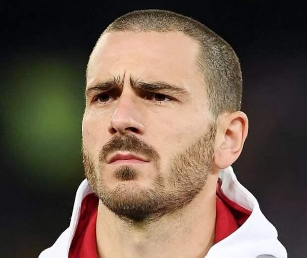 Бонуччи не сыграет в финале Кубка Италии из-за травмы