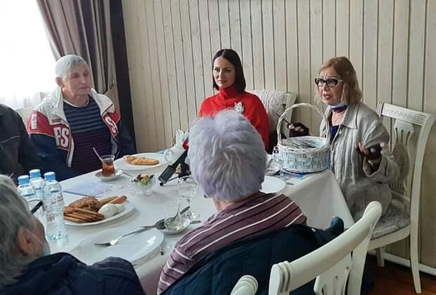 Нужно больше кружков и секций для пожилых, считают в «Совете Матерей»