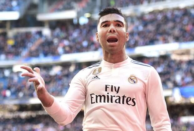 Каземиро — о перспективах «Реала»: «Все знают, на что мы способны. Будем бороться за оба титула»