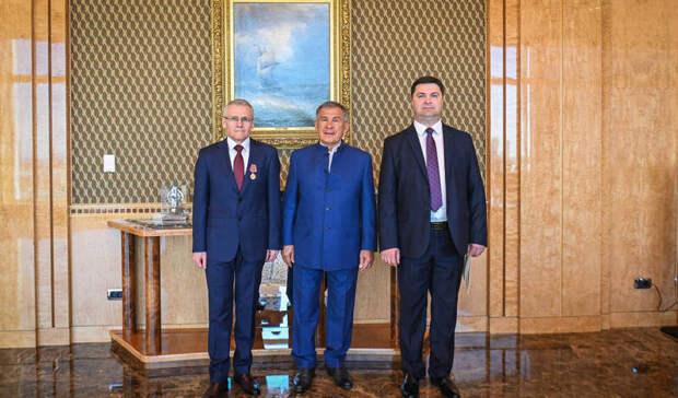 ВКазани представили нового руководителя отделения посольства Беларуси