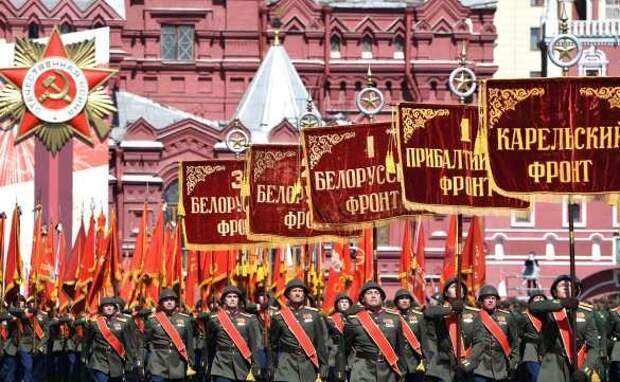 Они среди нас: им не нужен наш ДеньПобеды | Русская весна
