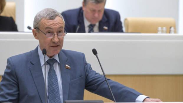 В Совфеде отреагировали на заявление Берлина об отравлении Навального «Новичком»