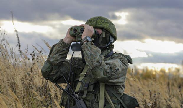Под Волгоградом военные спасались оторужия массового поражения