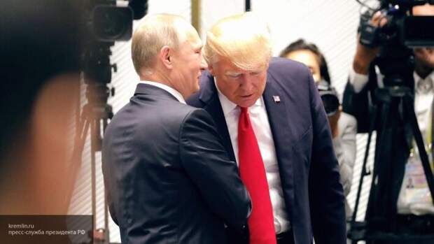 Обнародован компромат: симпатия к Путину может стоить Трампу кресла президента США
