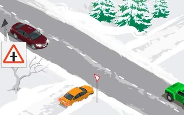 Снежная ловушка: как не добуксоваться до ДТП