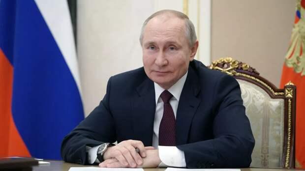 Путин направил приветствие участникам фестиваля «Российская студенческая весна»