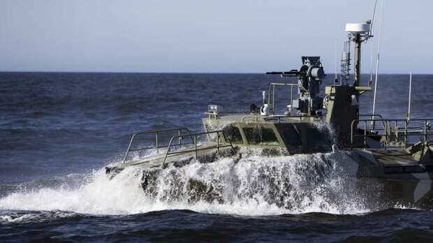 Моряки Балтфлота отработали отражение авианалета условного противника средствами ПВО