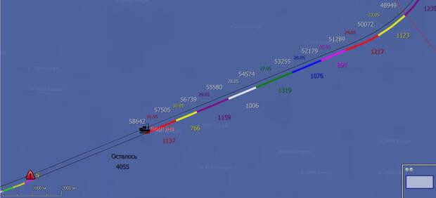СП-2 31.05: Четыре километра до финиша Фортуны!!