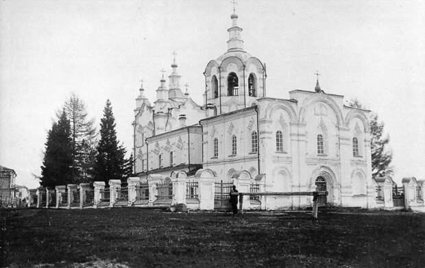 О месте воссоздания Одигитриевской церкви города Новокузнецка