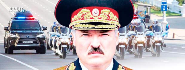 Лукашенко поклялся, что его «президентская жизнь» на исходе