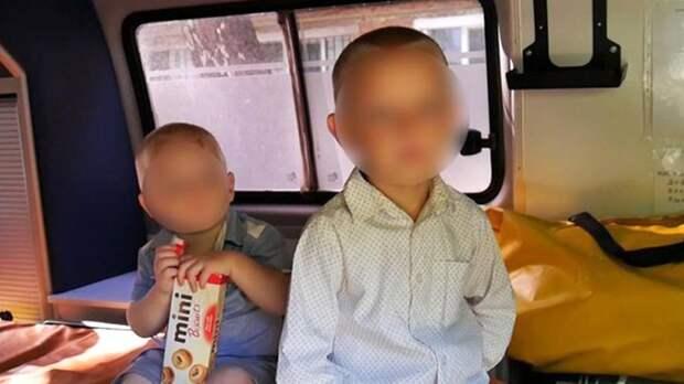 Дети, которых мать сдала в аренду за 5 тыс. гривен