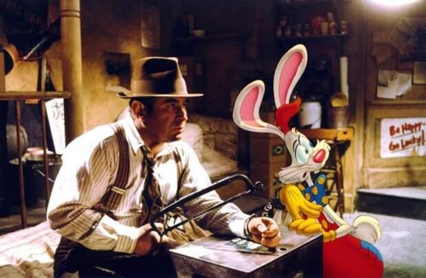 Любимое кино. Кто подставил кролика Роджера