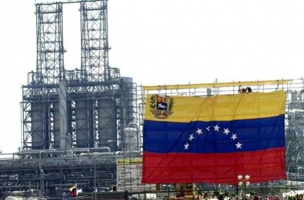 Венесуэла НПЗ Petrocaribe