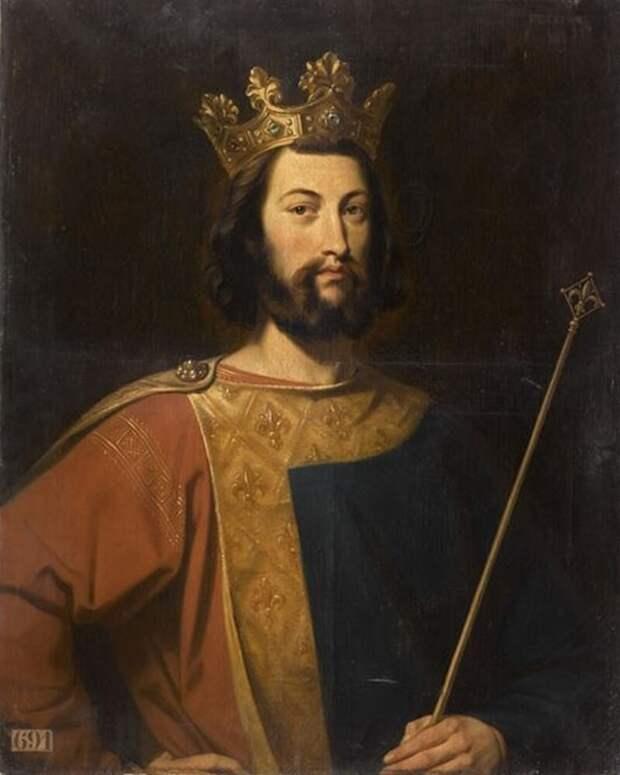 Людовик VII — король Франции