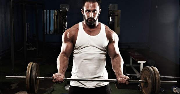 5 веских причин взяться за жим тяжестей