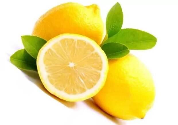 имбирь мед и лимон