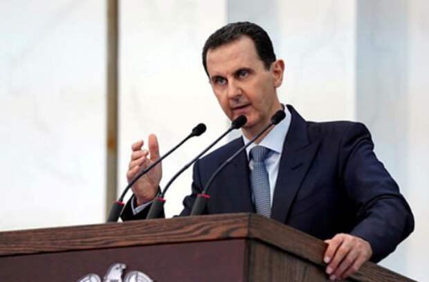 Асад сравнил себя с Януковичем и пообещал Путину не сбегать